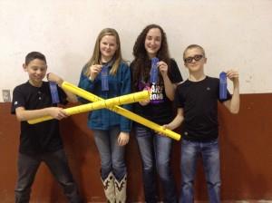 Bethel Team--Vivian, Emma, Trevor, Alikx