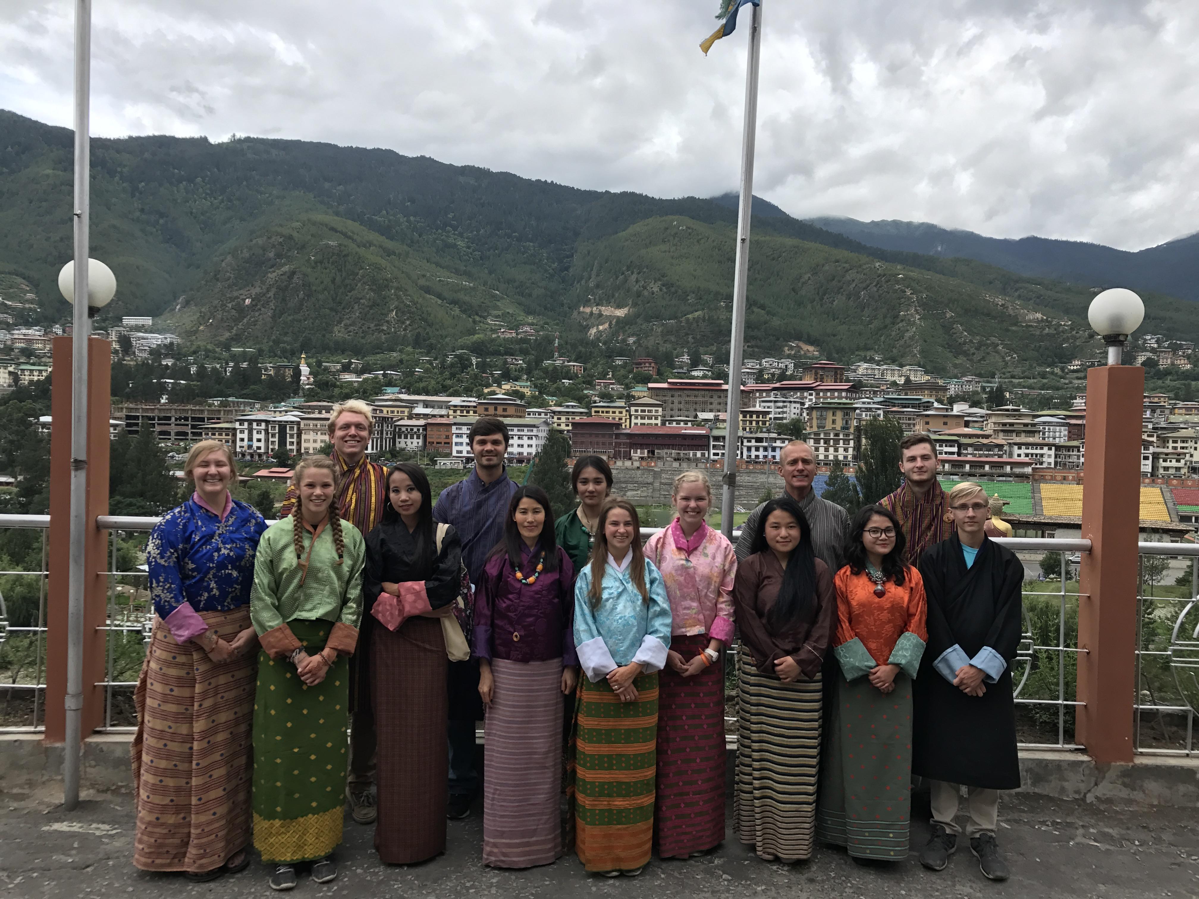 Saltshaker 2017 India/Bhutan Update #9